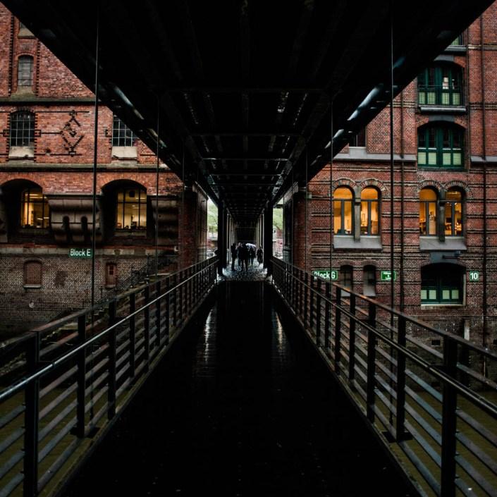 Bridge Speicherstadt - Hamburg