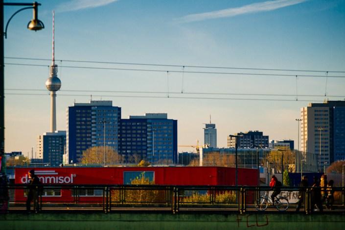 Warschauer Straße - Berlin 3