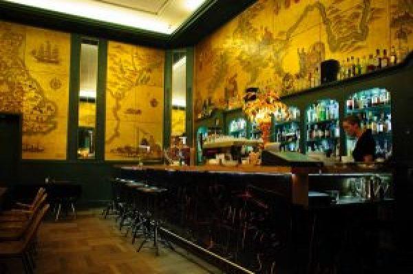 Die goldene Bar - Münich - Munich