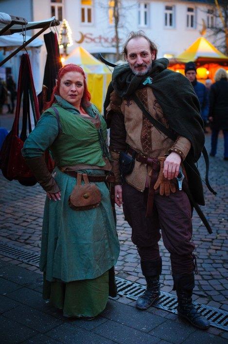 Siegburg - Medieval Christmas Market 1