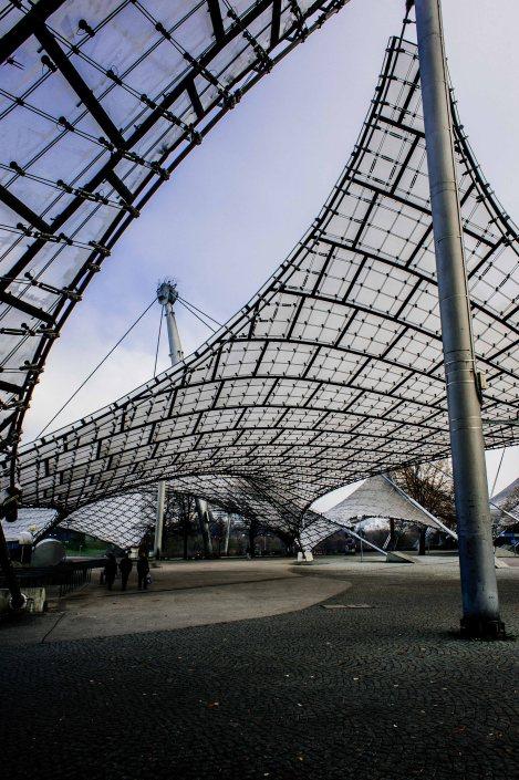 Parc olympique de Munich 60