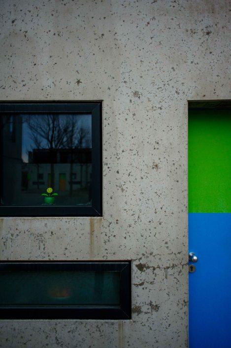 Village olympique de Munich reconverti en cité universitaire 22