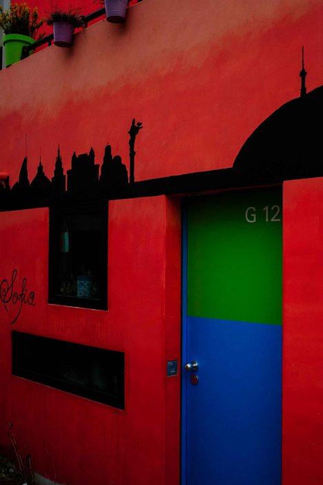 Village olympique de Munich reconverti en cité universitaire 23