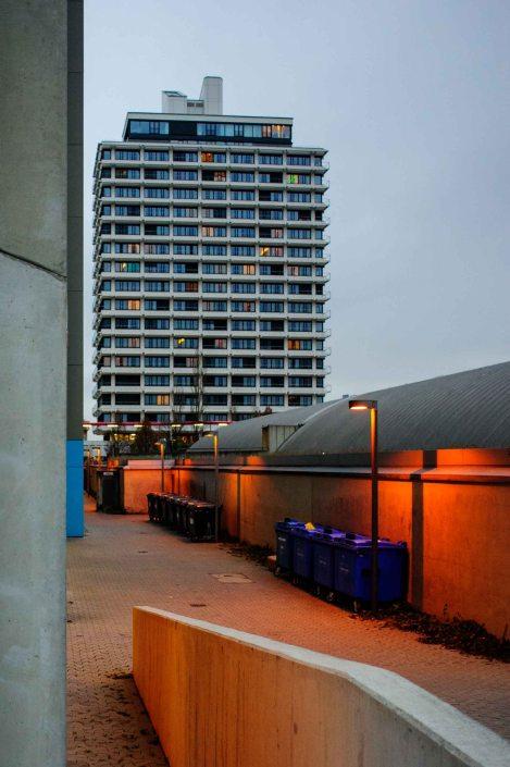 Village olympique de Munich reconverti en cité universitaire 59