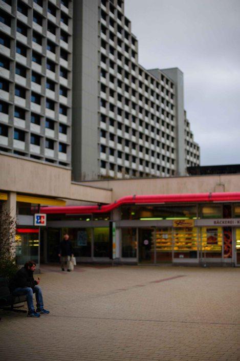 Village olympique de Munich reconverti en cité universitaire 8