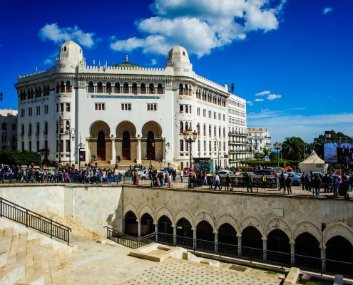 Photos d'Alger - Pictures of Algiers - Algeria photography