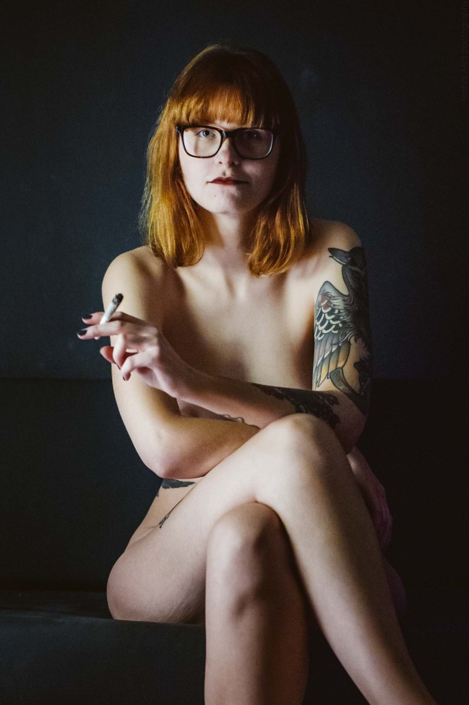 Nude photography in Berlin - Photo de nu a Berlin - Julia