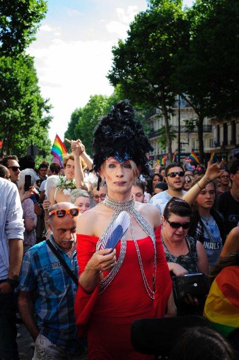 Marche des fiertés | Paris 2017 122