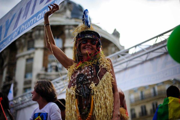 Marche des fiertés | Paris 2017 58
