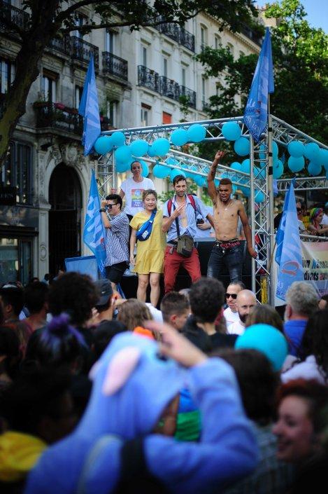 Marche des fiertés | Paris 2017 135