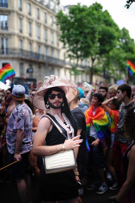 Marche des fiertés | Paris 2017 139