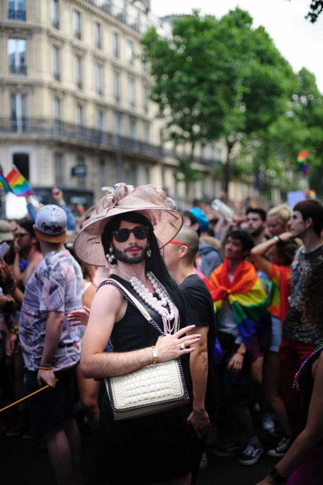 Marche des fiertés | Paris 2017 140