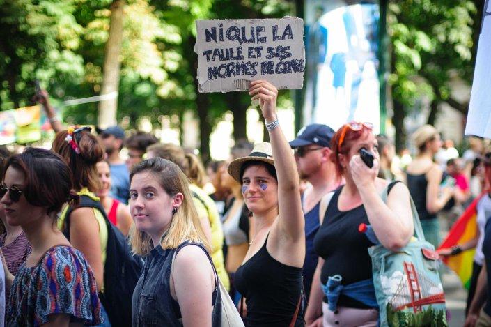Marche des fiertés | Paris 2017 145
