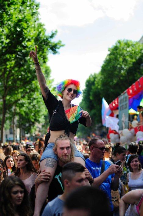 Marche des fiertés | Paris 2017 119