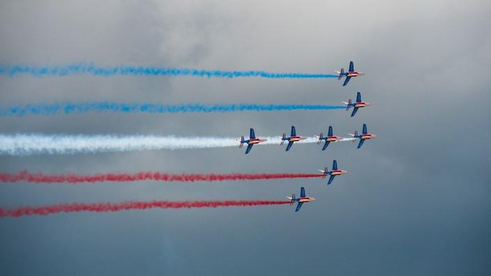 Paris Air Show 21