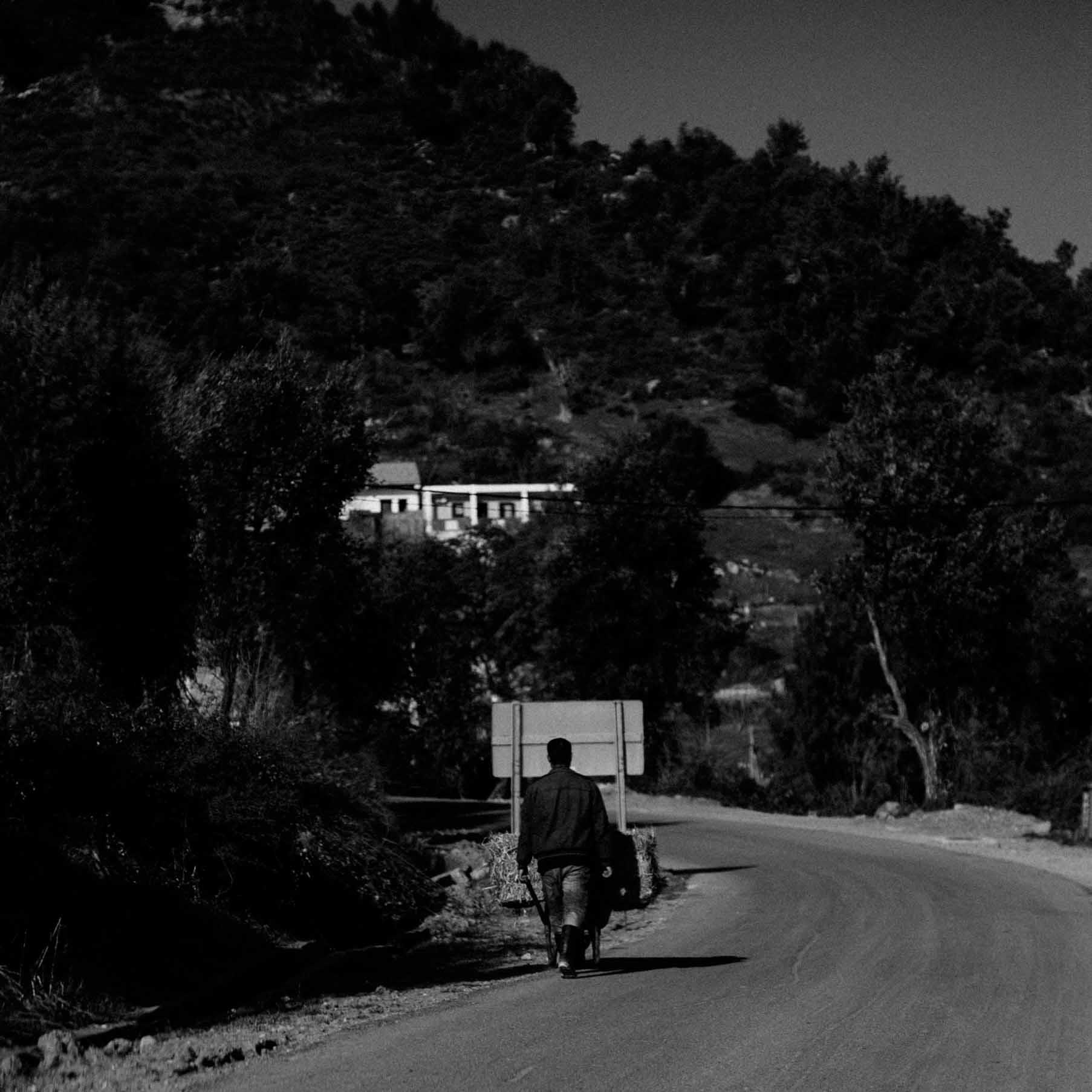 Sur la route d'Azeffoun 27