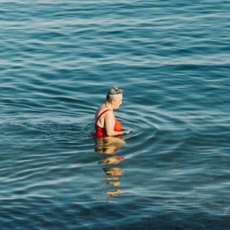 La nageuse