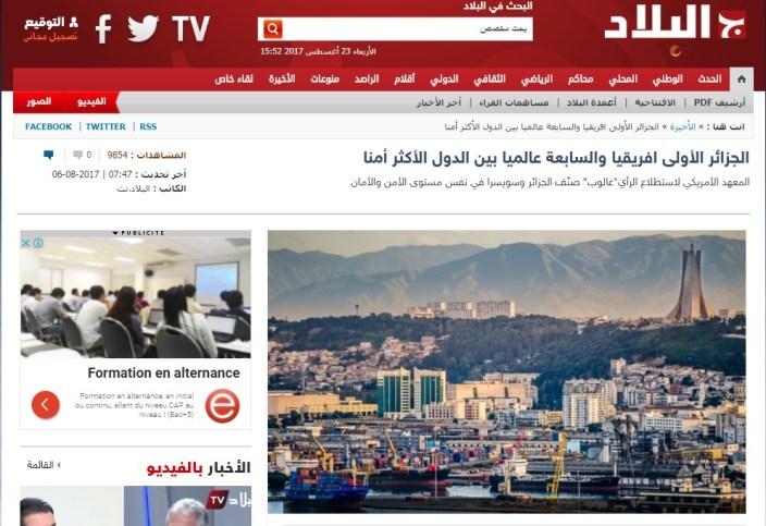Copyright et non-respect des droits d'auteurs en Algérie - El Bilad