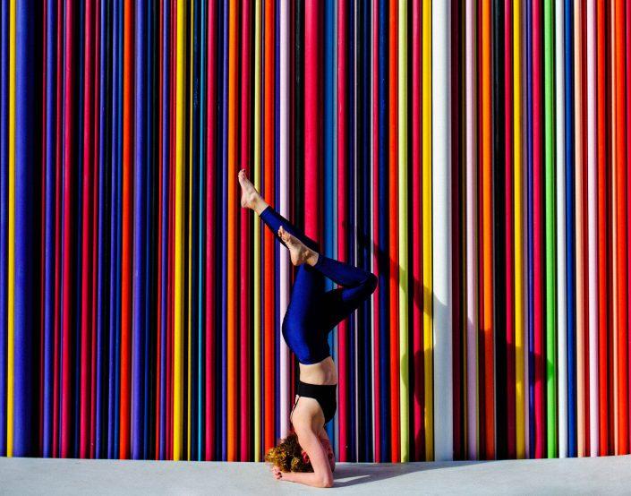Urban Yoga in Paris - Hatha Yoga in Paris - Outdoor Yoga à Paris