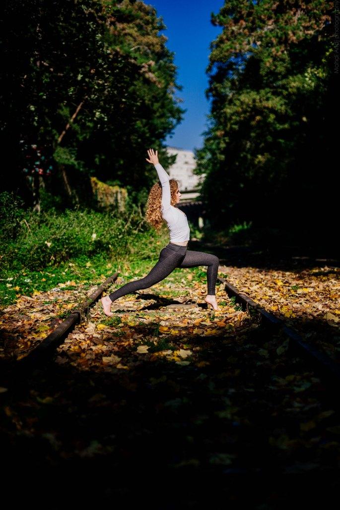 Yoga in Paris - Yoga à Paris