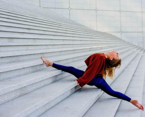 Souplesse et rigidité - Yoga à la grande arche 29