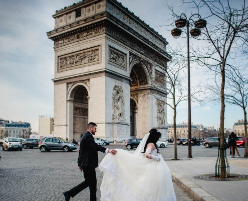 Lebanese wedding in Paris 7