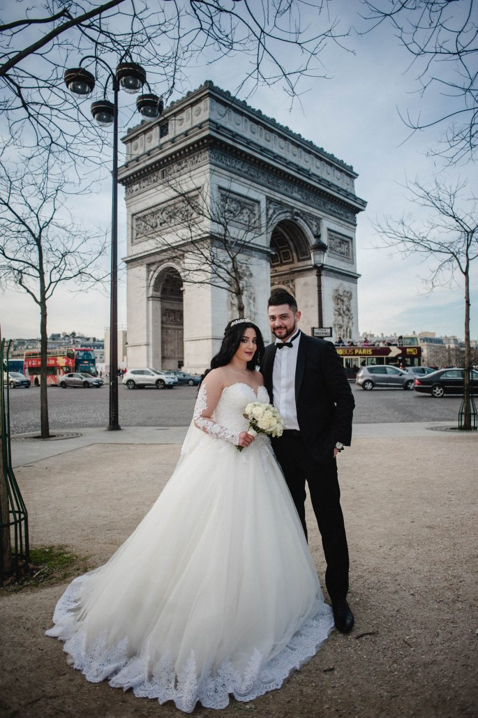 Lebanese wedding in Paris 16