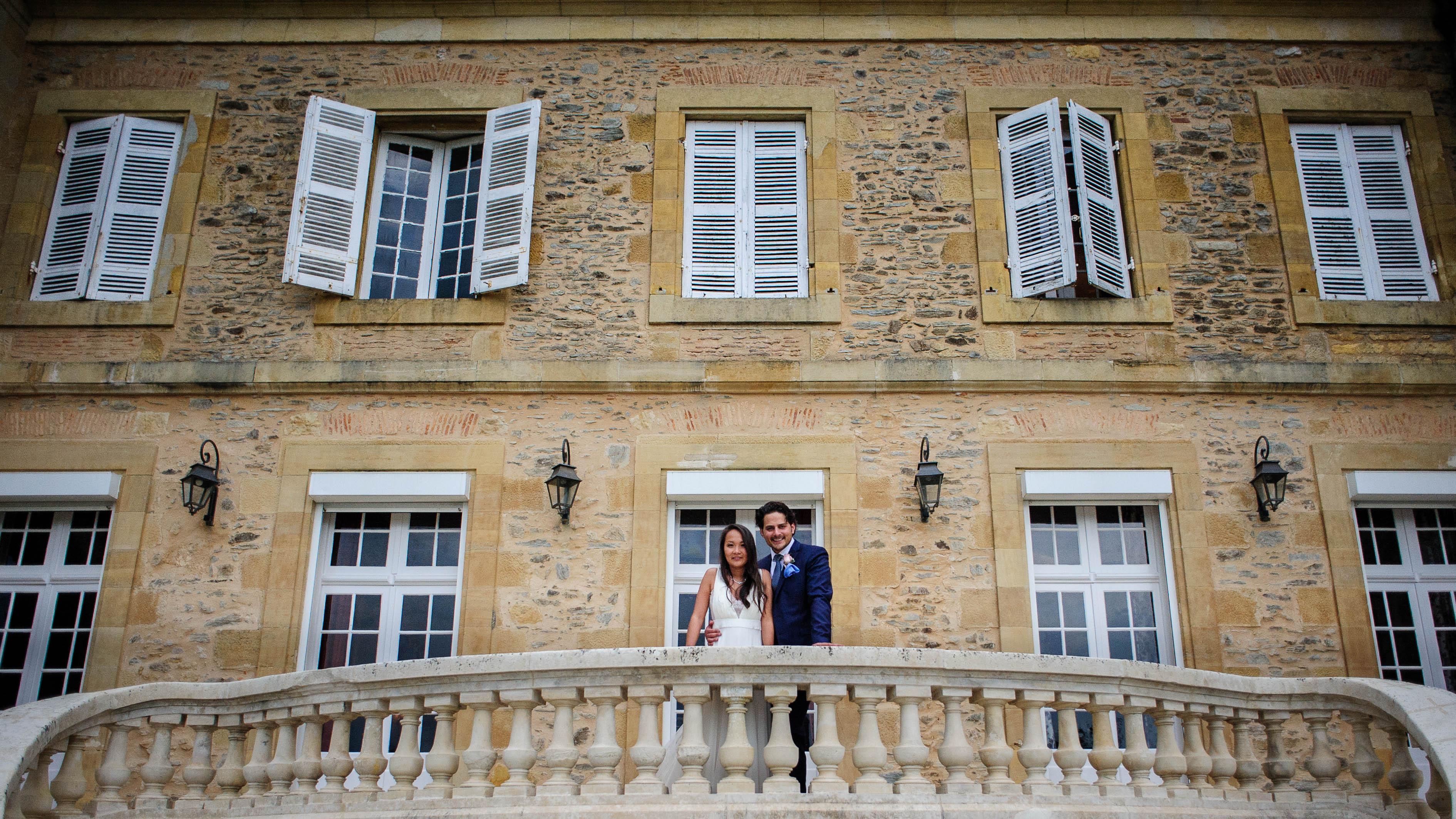 Photographe de mariage en Dordogne au domaine d'Essendiéras - Wedding photographer Dordogne Domaine d'Essendiéras