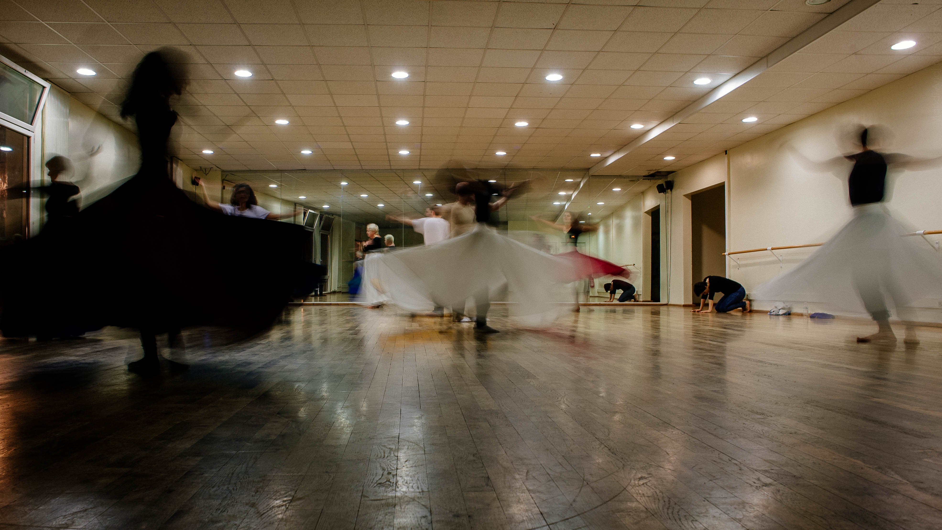Trans n Dance - Sufi Dance - Transe'En'Danse - Danse Soufi - Rana Gorgani