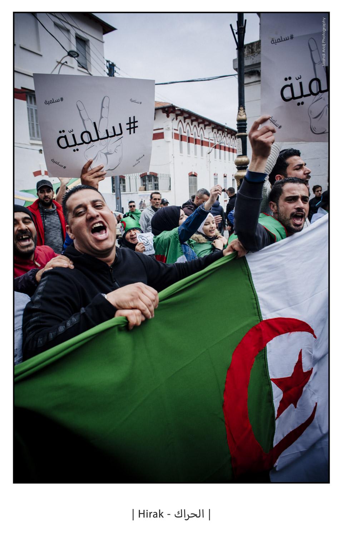 Hirak - الحراك - Mouvement du 22 Février 2019 - Algérie