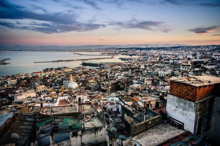 La Casbah d'Alger - The Kasbah of Algiers