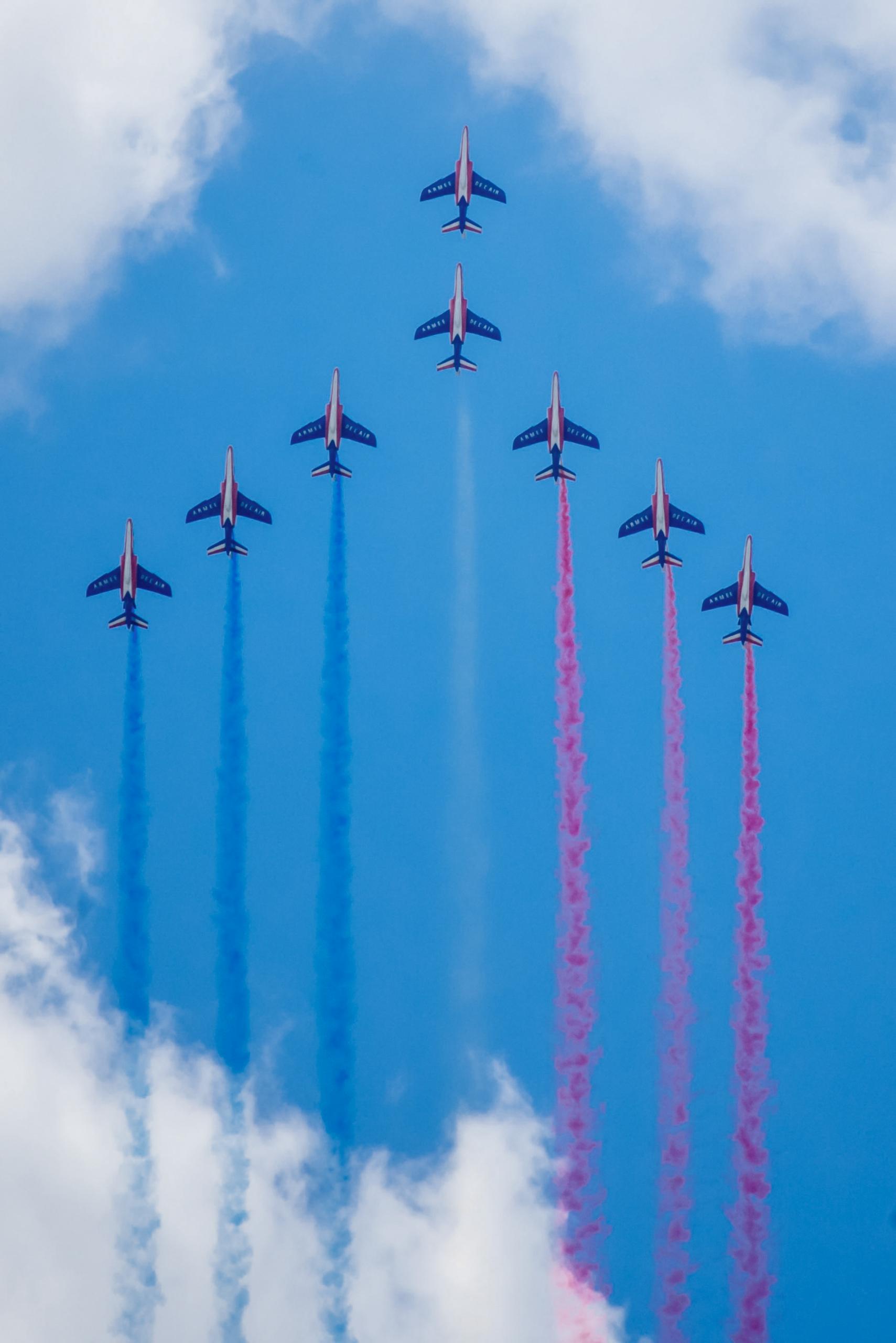 Patrouille de France - French Acrobatic Patrol