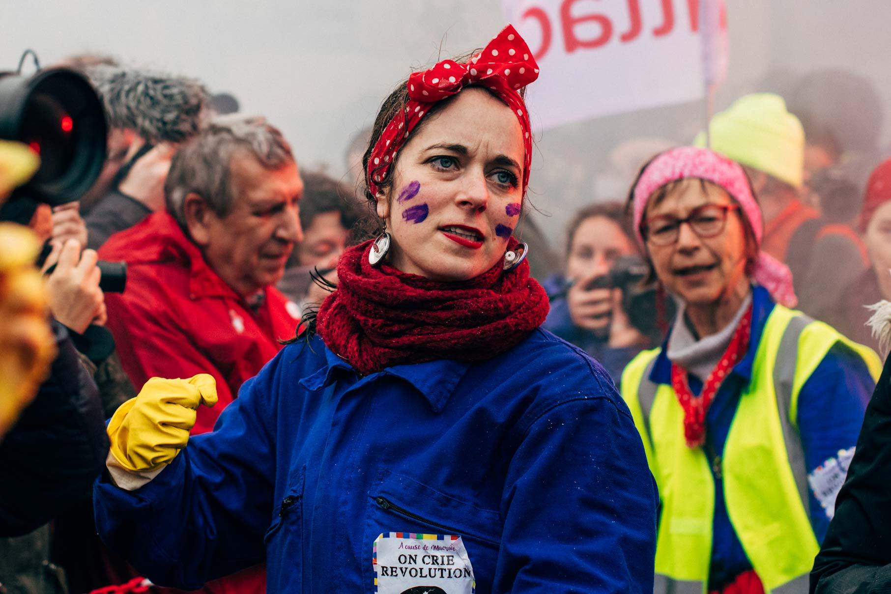 Rosie la riveteuse - We can do it !