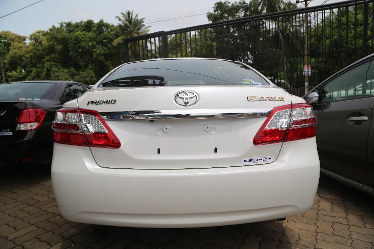 Toyota Premio  G Superior  FEX Grade 2014  Mahesh