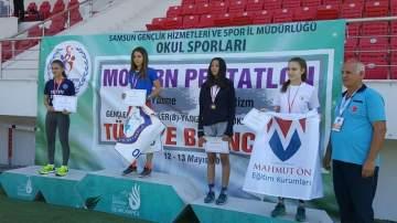 Modern Pentatlon Türkiye Birinciliği Müsabakaları
