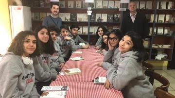 Orhan Kemal Müzesi Ziyaretimiz