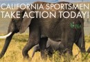 ALERT! California African Big Five Bill Passes Committee