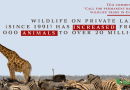 "TGA Response to ""Call for permanent ban on wildlife trade in China""."