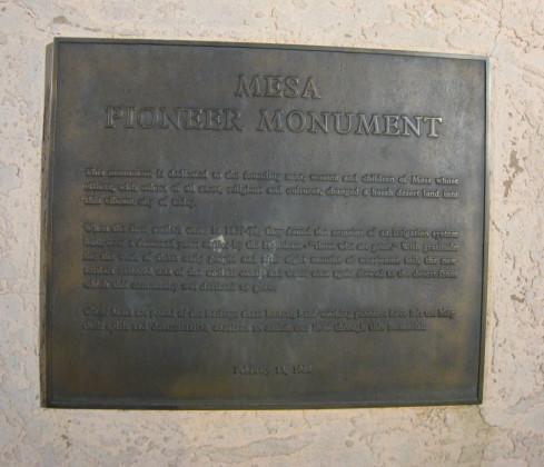 Az Mesa Pioneer Park 00491