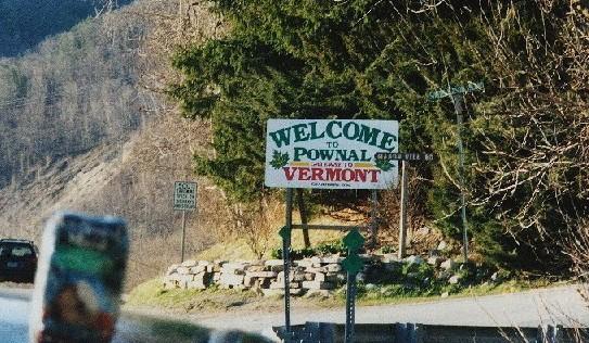 Vt Pownal Welcome
