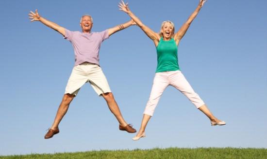 Resultado de imagen para ancianos haciendo deporte