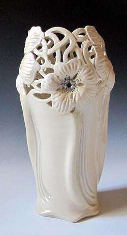 Maid Of Clay Handmade Pottery  Press