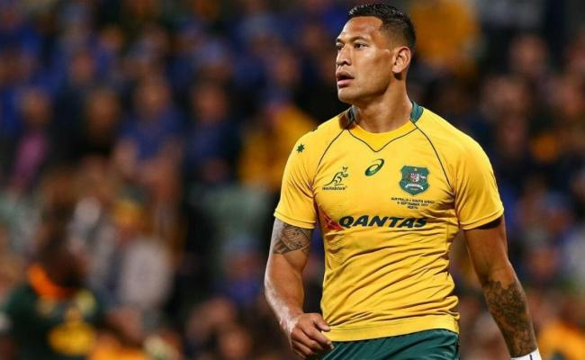 Israel Folau S Contract Set To Be Terminated By Rugby