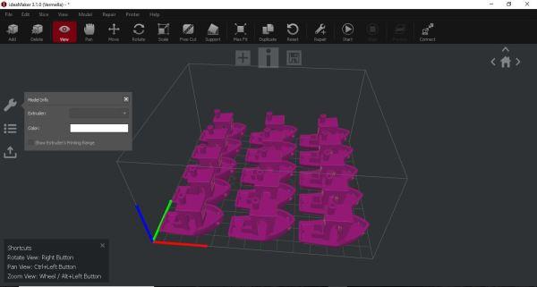 curs d'impressió 3D online