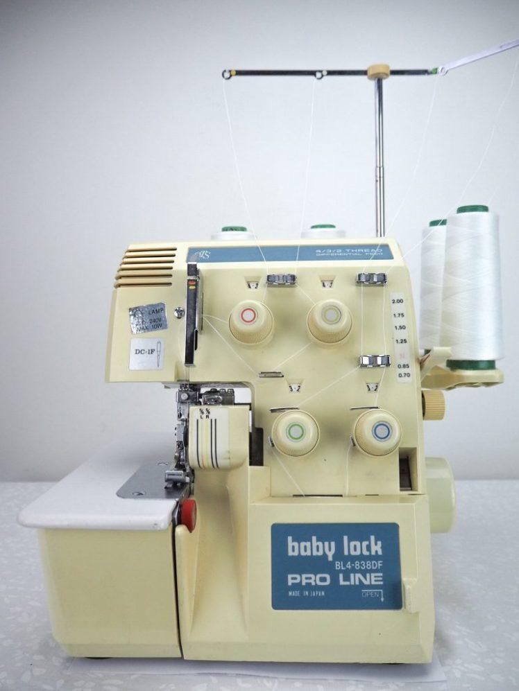 Saumuri baby lock