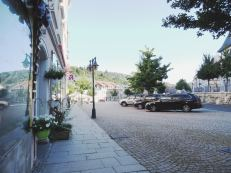 Mietwohnung Bad Gottleuba - Vor dem Haus