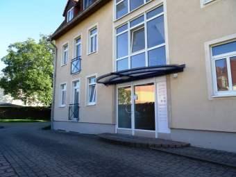 Mietwohnung Dresden Lockwitz - Der Hauszugang