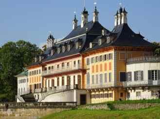 Ferienwohnung Dresden Lockwitz Ausflugsziel Schloss Pillnitz