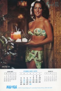 Patricia February 1979