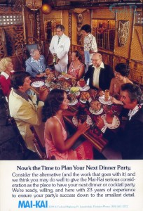 Now's the time to plan your next dinner party.